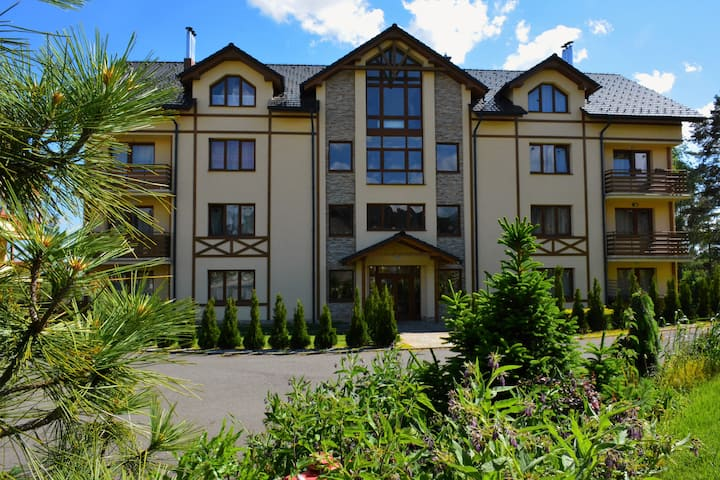 PIKNIK Apartment Mansard Mountain View