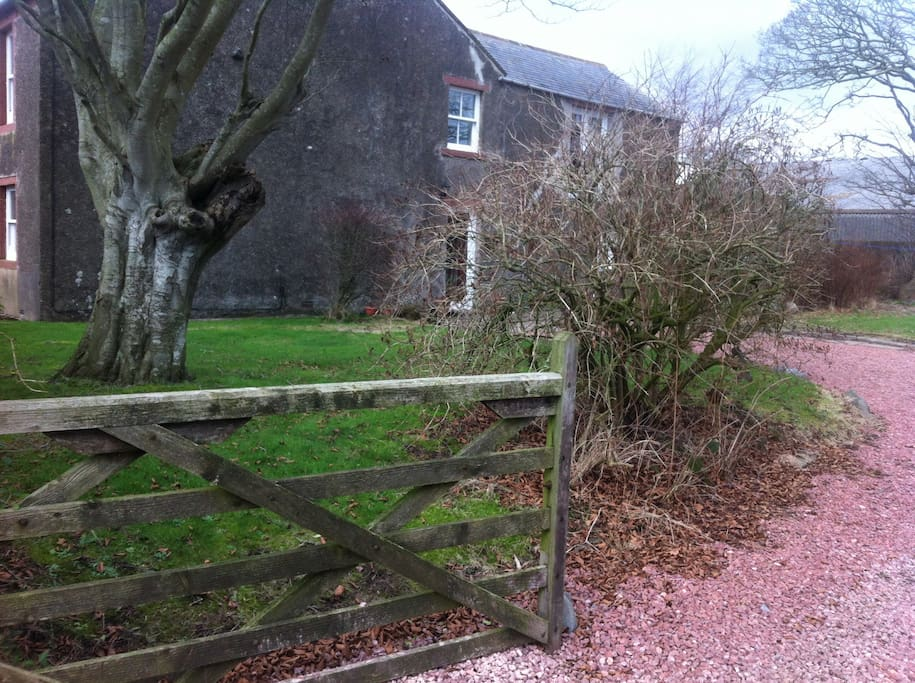 Traditional Cumbrian Farmhouse