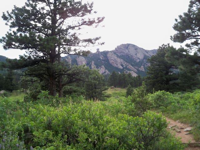 Home Sweet Home and Hike