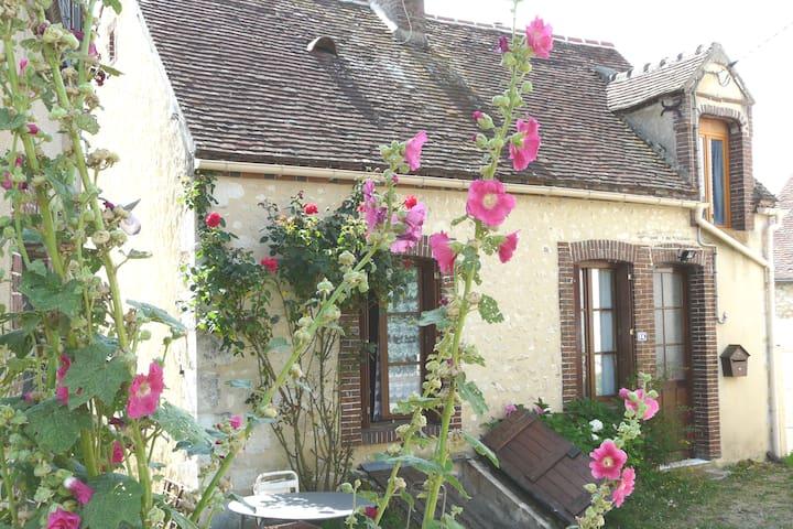 Chambre chez l'habitant dans maison paysanne
