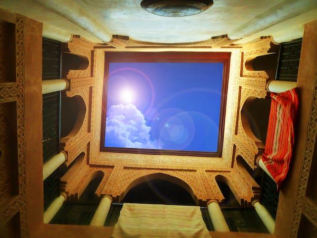 Riad Laksiba - Bedroom 2 of 5 - Kasbah - Medina