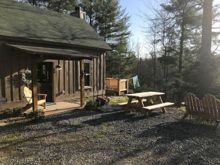 Lone Pine Lodging Mountain Cabin