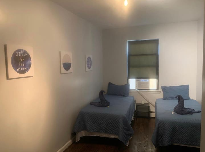 Private room in a big apartment in Brooklyn