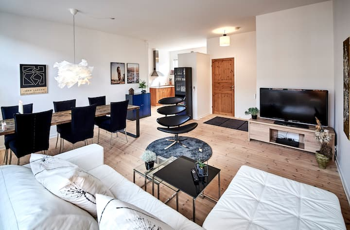 Lovley apartment in center