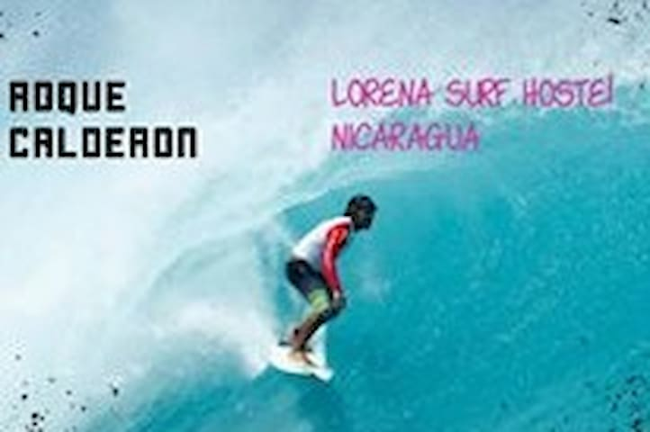 Bed / Breackfast / SurfBoards - San Juan del Sur - Hostel