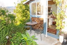 Exterior Cottage Patio