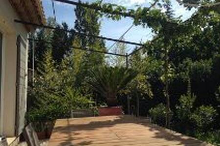 Villa spacieuse au coeur de la Provence verte - Néoules