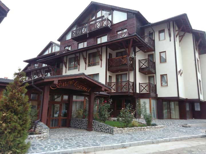 Snow Legend Apartments Center of Bansko!