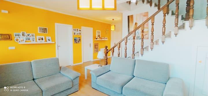 Arosa Island Vacacional Confortable vivienda 6 pax
