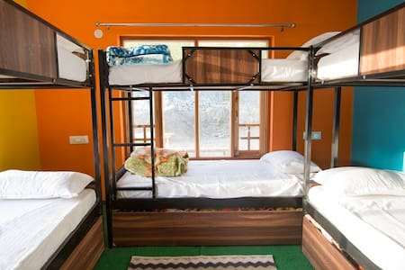 Backpacker Nest (1 bed in 6 beds mix dormitory)
