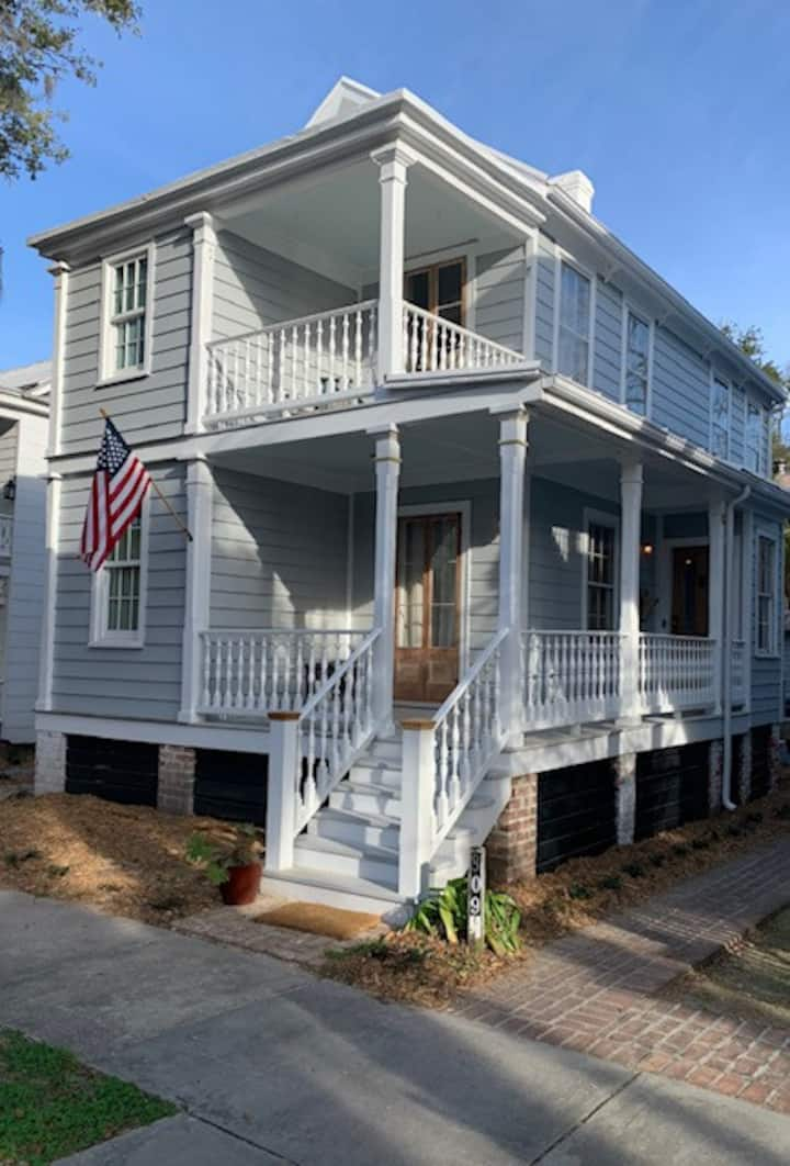 Newly Renovated Historic Home in Downtown Beaufort