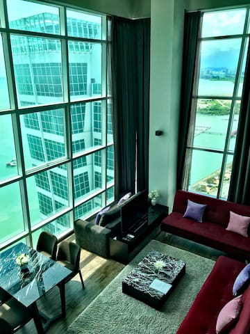 Penang Georgetown Sea View Luxury Suites