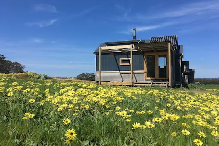 Tiny Go Lightly - tiny house getaway