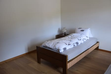 Zimmer mit Küche und Aufenthaltsraum