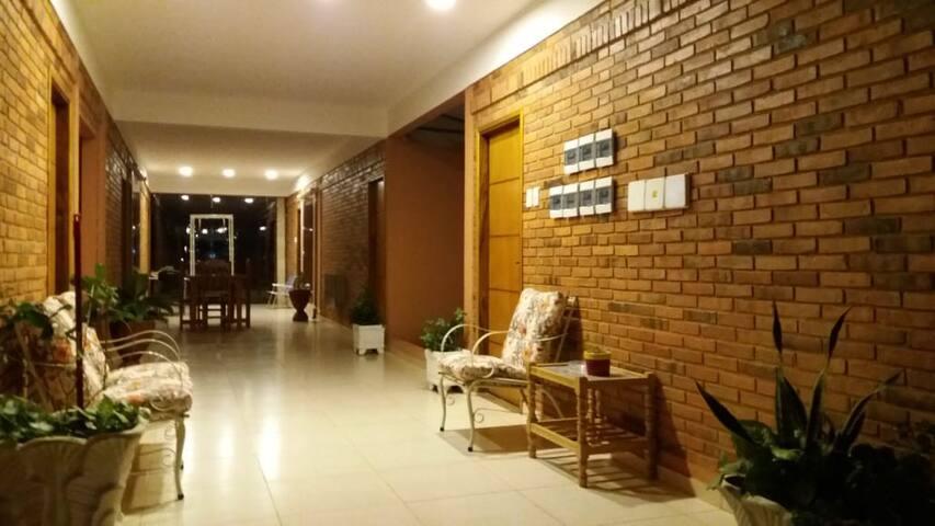 Nuevo Apart Hotel en el centro de Villeta