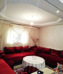 Relaxing house in heart of meknes city