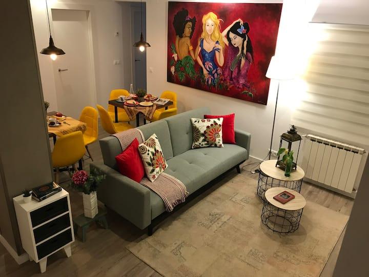 Apartamento Dulcinea III