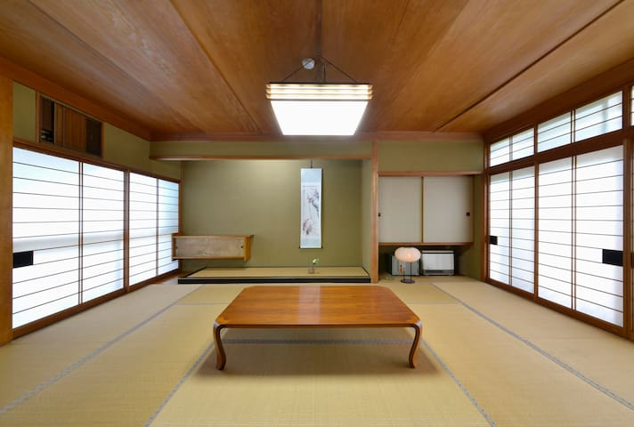 [Traditional Japanese Style Room 4] ZEN Hostel
