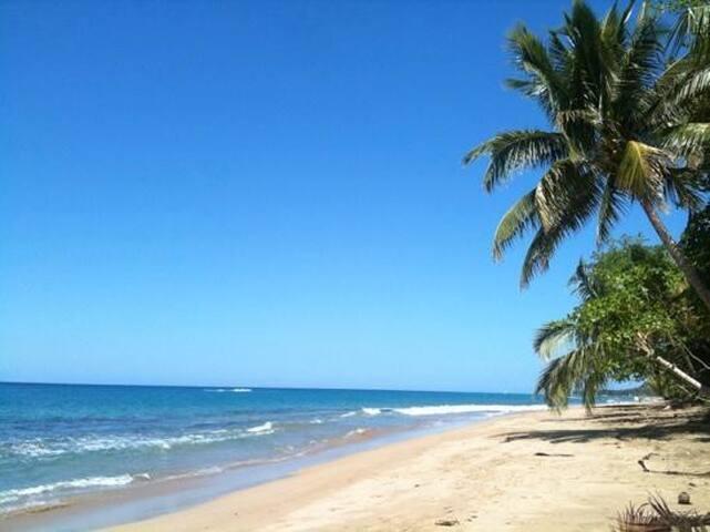 Walking distance breathtaking beaches...