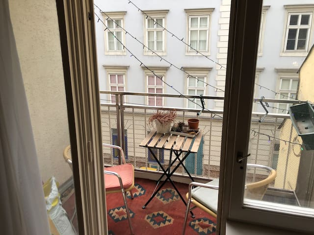 Beautiful Apartment right in the heart of Vienna.
