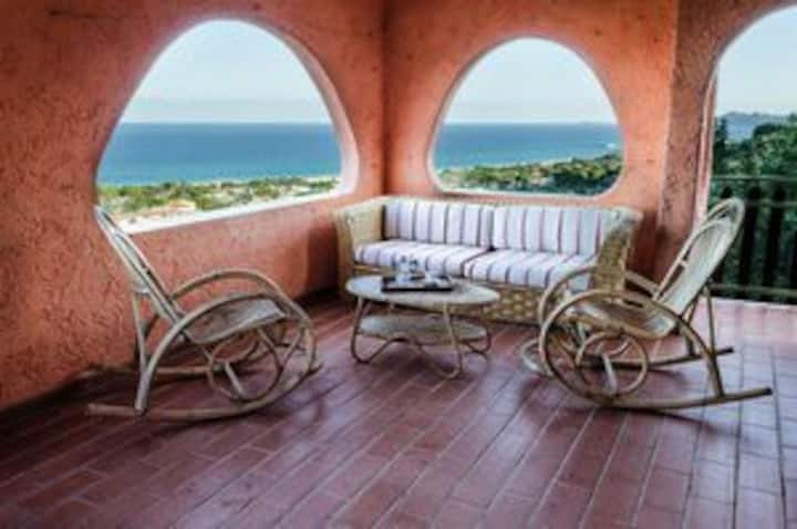 Villa Miriam, splendida villa panoramica