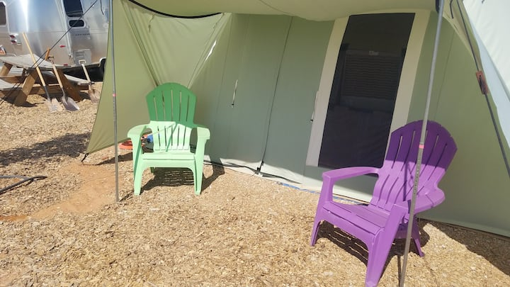 ACT Canvas Tent Listing 1