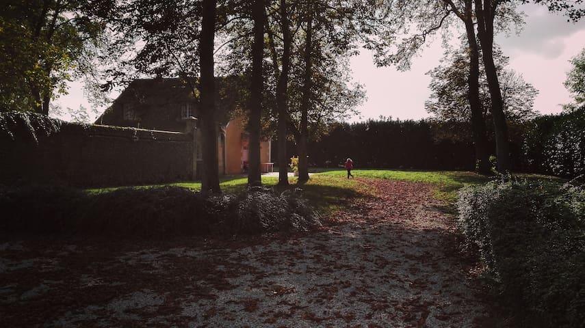 Cottage du Mesnil - Vieux-Fumé - 獨棟