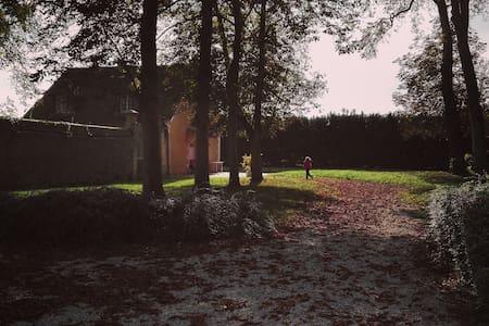 Cottage du Mesnil - Vieux-Fumé