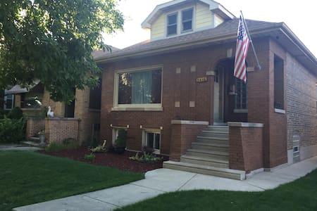 Historic Chicago Style  Bungalow ! - Chicago