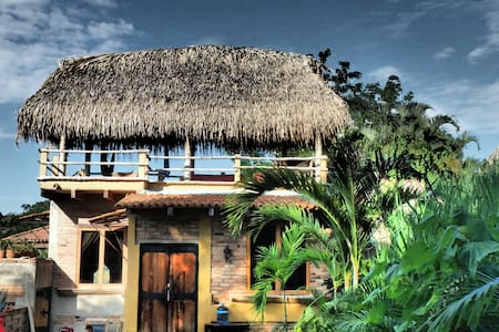 Casita with Sweeping Views and access to 2 pools - Sayulita - Chalet