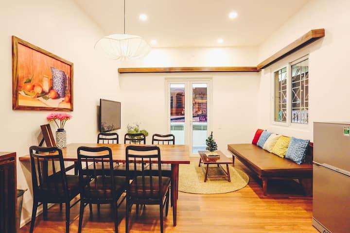 Printemps - Elegant Family Apartment, City Center
