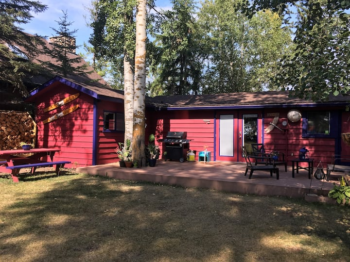 The Dragon Fly Year round cozy lakefront cabin