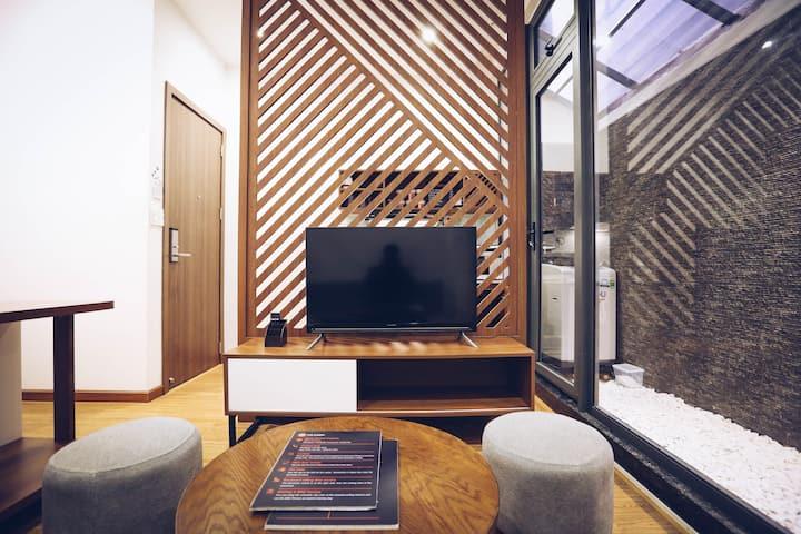 TTR Studio - Family Studio, City Center