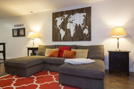 Cozy Cottonwood Basement Apartment - Cottonwood Heights