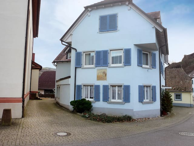 50 m² apartment Flesch for 2 persons in Vogtsburg - Vogtsburg - Appartement
