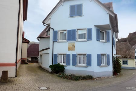 50 m² apartment Flesch for 2 persons in Vogtsburg - Vogtsburg - Apartamento