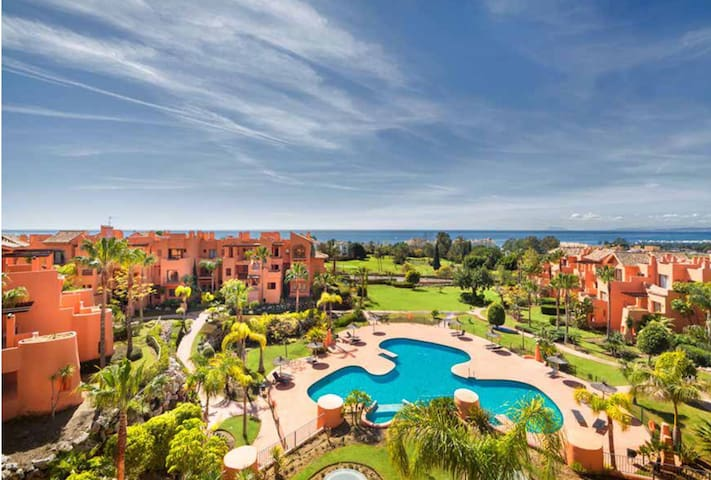 Exclusive Penthouse Mimosa 1321 - Estepona - Apartment