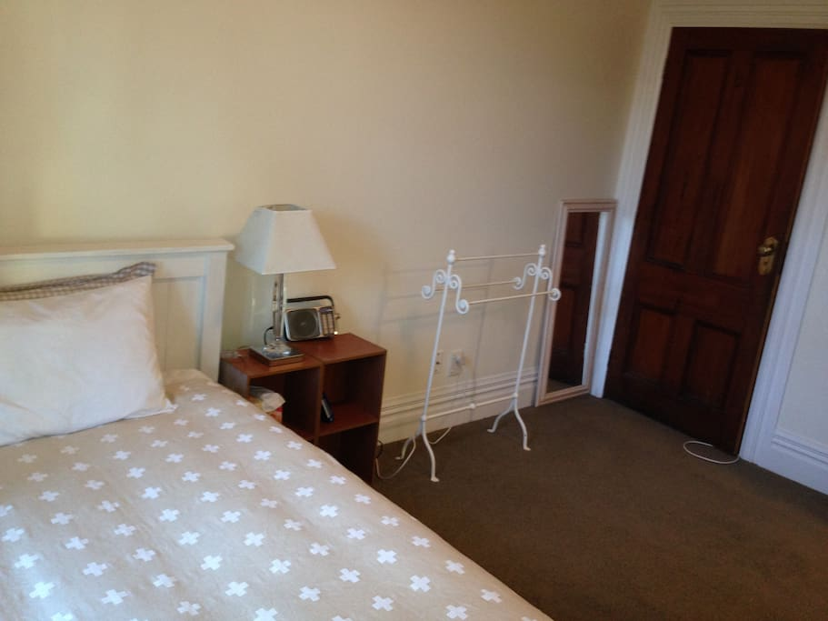 Bedroom 2 - king single. Pull out bed also available for 2nd person
