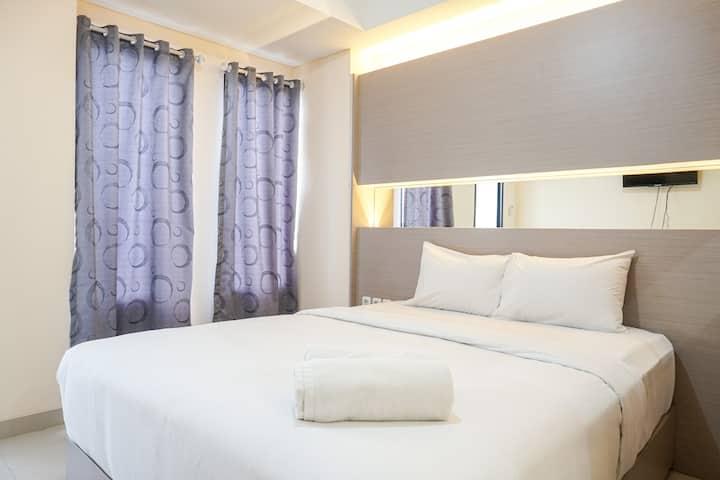 Highest Value Studio Apartment at Kebayoran Icon