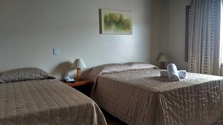 Hotel Nacional Inn Euro Suit - Standard Triplo Casal