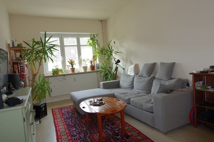Cozy homestay in the heart of Lübeck