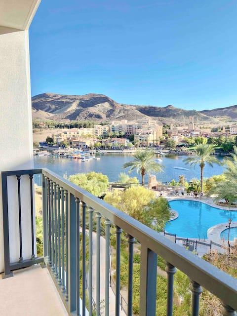 Lac Las Vegas Henderson Studio avec vue sur le lac Condo