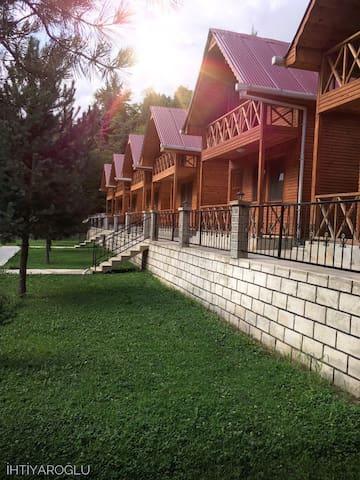 Agara Otel - Küplüce Köyü - Bungalou