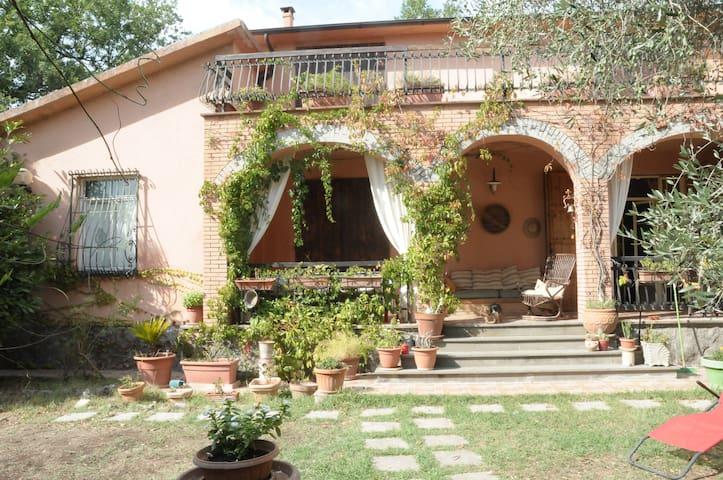 Hakuna Matata - villa in Umbria (Giove)