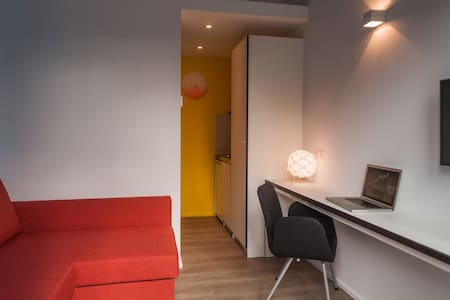 Studio #1 very close Brussels Airport 24h check-in - Zaventem