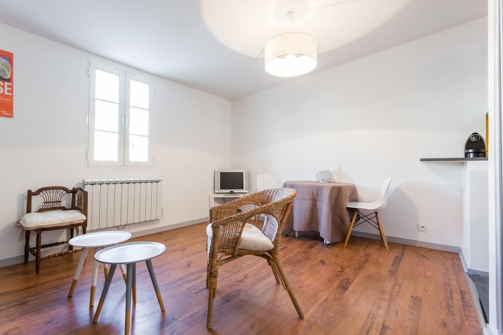 T2 r nov tr s calme hypercentre appartements louer for Appartement t2 bordeaux location