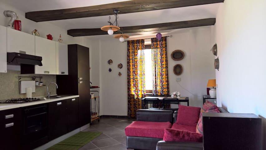 Appartamento tra le colline del Monferrato