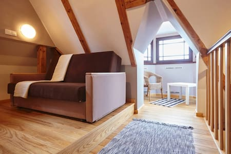 WERANDA studio 2-pokojowe - Apartament