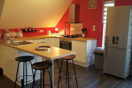 duplex cocooning - Bailleul - Apartment - 2