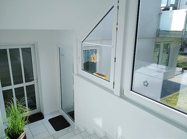 Wohnung mit Alpenblick